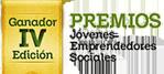 Logotipo Premio de Jóvenes Emprendedores