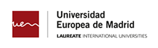 Logotipo Universidad Europea de Madrid